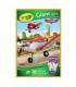 برگه های بزرگ رنگ آمیزی کرایولا (18 عددی) طرح هواپیما | Crayola