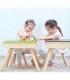 میز چوبی مشکی برند Plan Toys