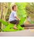راکر چوبی طرح کروکودیل برند Plan toys