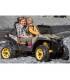 جیپ دو نفره پولاریس رنجر پگ پرگو Peg-Perego Polaris Ranger RZR 900 Camouflage