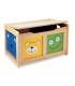 صندوق اسباب بازی چوبی پین تویز Pintoy Toy Chest