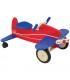چهار چرخه چوبی طرح هواپیما پین تویز Pintoy Aeroplane