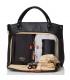کیف لوازم مدل میرانو رنگ مشکی پاکاپاد Pacapod Mirano Black