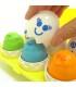 تخم مرغ پازلی تامی Tomy Hide & Squeak Eggs Colour Match