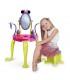 ست میز آرایشی با صندلی طرح مینی آی ام سی IMC Vanity with Legs and Stool