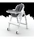 صندلی غذای کودک اوریبل رنگ طوسی Oribel Cocoon High Chair Slate
