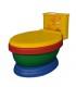 توالت فرنگي موزیکال چند رنگ مک بيبي Macbaby Toilet Potty