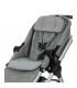 کالسکه 4 چرخ مدل ادورا مکسی کوزی Maxi-Cosi Adorra Nomad Grey
