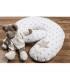 بالش شیردهی رنگ کرم سری ماتیس پیچی Picci Pillow Matisse Cream
