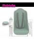 صندلی غذای کودک اوریبل Oribel Cocoon High Chair Pistachio Macaron