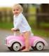 ماشین فلزی پایی رنگ صورتی باگرا Baghera Speedster Pink