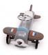 ماشین فلزی پایی مدل هواپیما باگرا Baghera Speedster Plane
