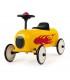 ماشین فلزی پایی رنگ زرد باگرا Baghera Racer Yellow