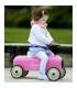 ماشین فلزی پایی رنگ صورتی باگرا Baghera Racer Pink