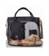 کیف لوازم مدل میرانو رنگ زغالی پاکاپاد Pacapod Mirano Graphit