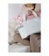 کیف لوازم مادر پیچی رنگ سفید صورتی Picci Changing Bag Candy Pink
