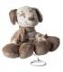 عروسک موزیکال سگ خالدار ناتو Nattou Musical Max the dog