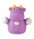چراغ خواب گاو 8 سانتی متری نوویتا Nuvita Night Light Small Purple Cow
