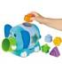 فیل پازلی بی کیدز B Kids jumbo shape sorter