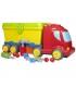 کامیون حمل پازل بی کیدز B Kids Change Around Work Truck