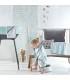 ست حمام و مراقبت کودک لوما رنگ سبز آبی Luma Bath and care set