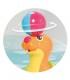 اسباب بازی حمام سندی شیر دریایی تامی Tomy Sandy the Sea Lion