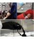 کالسکه یویو بیبی زن فریم سفید با کیت پارچه مشکی Babyzen Yoyo+ Pushchair Black