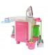 ست ماشین لباسشویی با اتو Polesie Laundry Playset with Electronic Iron