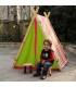 چادر بازی کودک لوپیدو