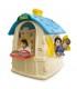 کلبه بازی مدل خانه اسباب بازی Injusa the Toy House