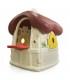 کلبه بازی مدل کلبه شکلاتی Injusa Chocolat Cottage