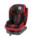 صندلی ماشین ویاگو ویا رنگ قرمز مشکی پگ پرگو Peg-Perego Viaggio 1⋅2⋅3 Via