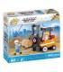 اسباب بازی ساختنی مدل زندگی شهری- فورک لیفت Cobi Ction Town Forklift