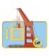 اسباب بازی ساختنی مدل زندگی شهری- سایت تعمیر خط فاضلاب Cobi Action Town Sewer Line Repair Site