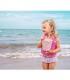 جلیقه شنا دخترانه خالدار (2 سال) Archimede Pastel GIRL Swim Jacket