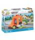 اسباب بازی ساختنی مدل زندگی شهری- ماشین نظافت شهر Cobi Action Town Street Sweeper