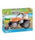 اسباب بازی ساختنی مدل زندگی شهری- تراکتور Cobi Action Town Tractor