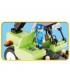 اسباب بازی ساختنی مدل زندگی شهری- لیفتراک Cobi Action Town Long Arm Forklift