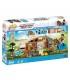 اسباب بازی ساختنی مدل زندگی شهری- در مزرعه Cobi Action Town On The Ranch