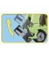 اسباب بازی ساختنی مدل زندگی شهری- ماشین درو Cobi Action Town Small Harvester