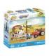 اسباب بازی ساختنی مدل زندگی شهری- مزرعه لبنیات سازی Cobi Action Town Dairy Farm