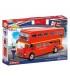 اسباب بازی ساختنی مدل زندگی شهری- اتوبوس لندن Cobi Action Town London Bus