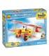 اسباب بازی ساختنی مدل پنگوئن ها- بمب افکن Cobi Penguins Bi Plane Bomber