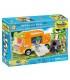 اسباب بازی ساختنی مدل پنگوئن ها- ماشین باغ وحش مرموز Cobi Penguins Mystery Zoo Truck