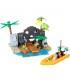 اسباب بازی ساختنی مدل وایلد استوری- خلیج رمزآلود Cobi WildStory Mystery Bay