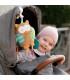 آویز کالسکه بیبی فن طرح جغد BabyFehn Activity Owl with Clamp