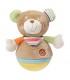 جغجغه تعادلی بیبی فن طرح خرس BabyFehn Roly Poly Bear