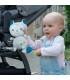 عروسک نخ کش موزیکال بیبی فن طرح گربه BabyFehn Musical Cat