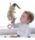 عروسک نخ کش موزیکال بیبی فن طرح خرس BabyFehn Musical Bear