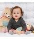 عروسک خرس Bruno بیبی فن BabyFehn Cuddly Toy Bear XL